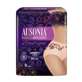 Ausonia Discreet Boutique M 9 Uds de Ausonia