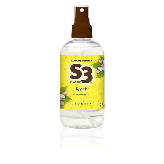 S-3 Classic Fresh Colonia Vaporizador 240 ml da S3