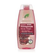 Gel de Banho de Romã Orgânica 250 ml da Dr Organic