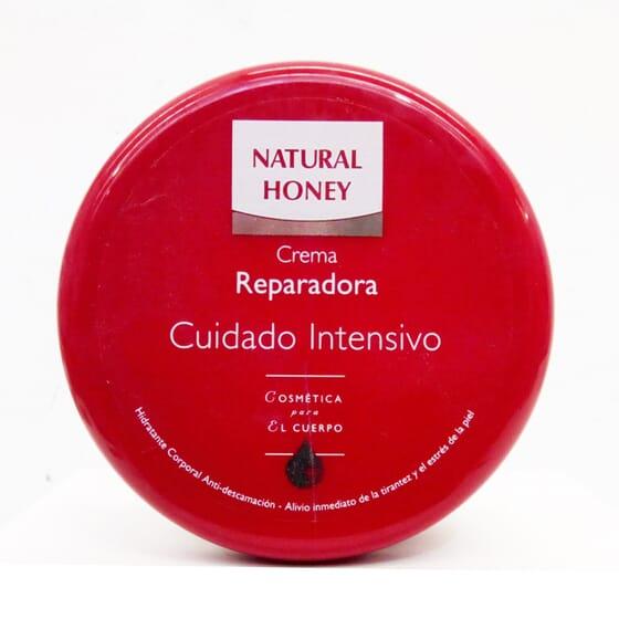 Creme Reparador Cuidado Intensivo  250 ml de Natural Honey