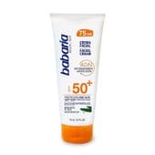 Solar Creme Facial SPF50+ 75 ml da Babaria