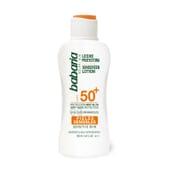 Solar Leite Protetor Peles Sensíveis SPF50+ 100 ml da Babaria