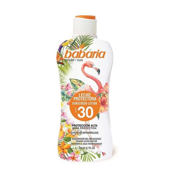 Tropical Protetor Solar SPF30 200 ml da Babaria
