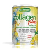 Collagen Plus Con Peptan Limón 350g de Quamtrax Essentials