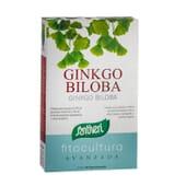 Fitocultura Ginkgo Biloba 40 Caps da Santiveri