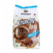 Muesli Krunchy Joy Cacao 375g de Barnhouse