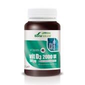 VIT&MIN 45 Vitamina D3 2000 ui 60 Tabs da Soria Natural