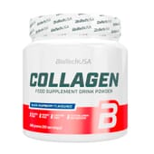Collagen 300g de Biotech USA