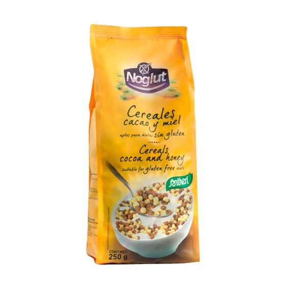 Cereales Cacao Y Miel Sin Gluten Noglut 225g de Santiveri