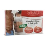 DIETABELT GARCINIA + COLEUS + CAFE VERDE 48 Tabs - SANTIVERI