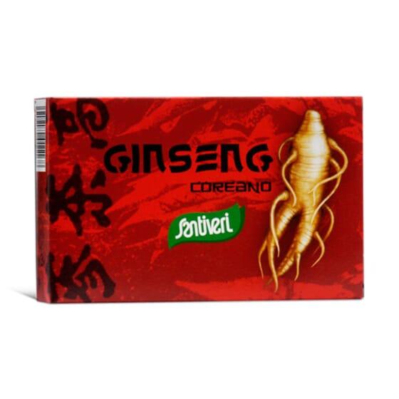 Ginseng Coreano 40 Caps da Santiveri