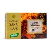 SANA FLOR CARDO MARIANO 40 Caps - SANTIVERI