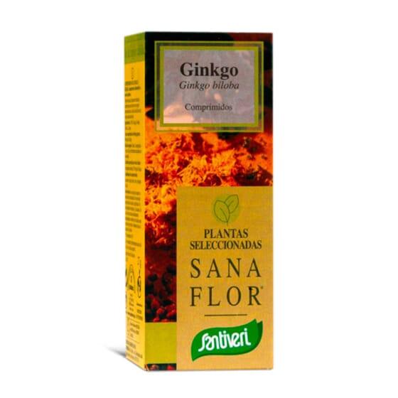 Sana Flor Ginkgo 60 Tabs de Santiveri