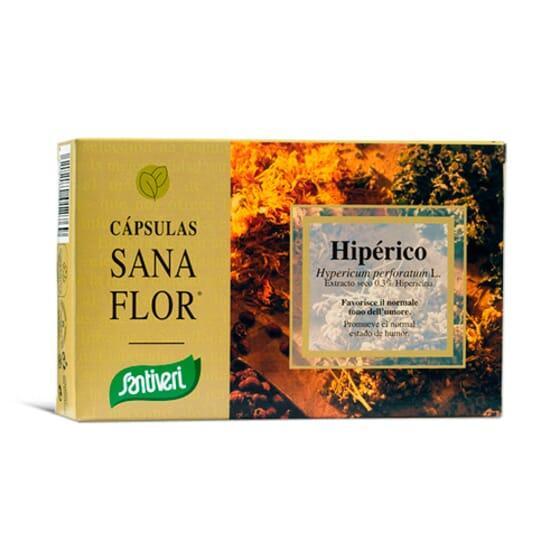 SANA FLOR MILLEPERTUIS 60 Gélules - SANTIVERI