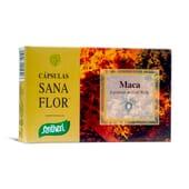 SANA FLOR MACA 60 Caps - SANTIVERI