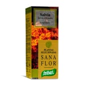 Sana Flor Salvia 75g Tabs de Santiveri
