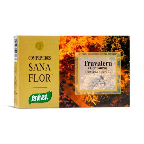 Sana Flor Lóios-Ásperos (Centaurea) 60 Tabs da Santiveri