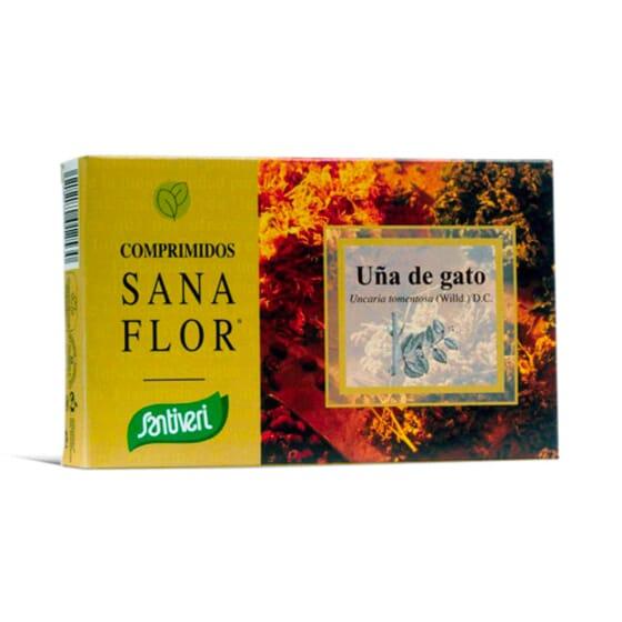 Sana Flor Unha De Gato 60 Tabs da Santiveri