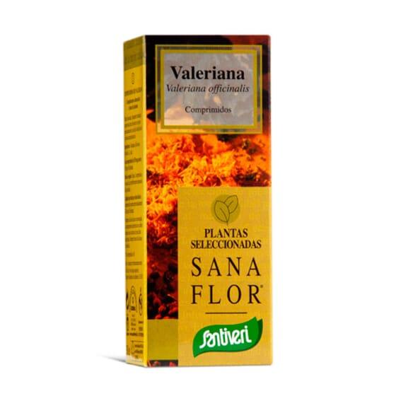Sana Flor Valeriana 60 Tabs da Santiveri