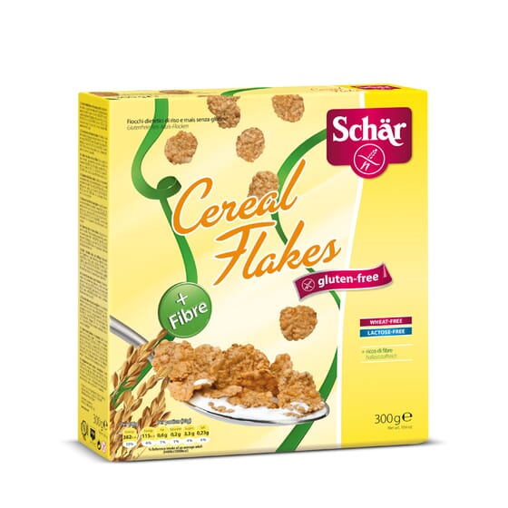 Cereal Flakes Cereales Sin Gluten 300g de Schar