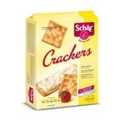 CRACKERS SANS GLUTEN 210 g - SCHAR