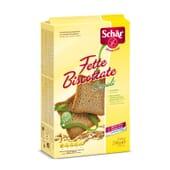 Fette Biscottate Cereal - Pão Torrado Sem Glúten 3 x 83g da Schar