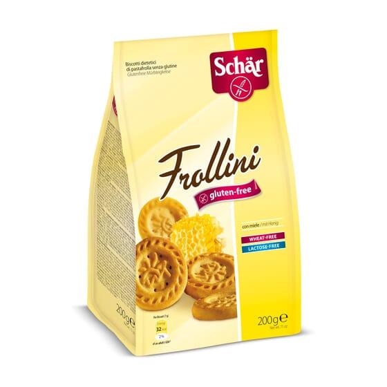 Frollini Bolachas Sem Glúten 200g da Schar