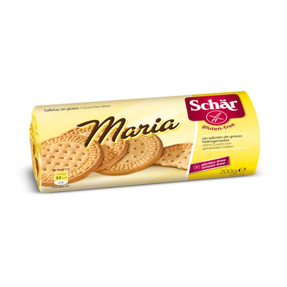 Galletas Maria Sin Gluten 200g de Schar