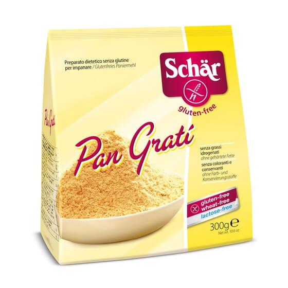 Pan Grati Pan Rallado Sin Gluten 300g de Schar