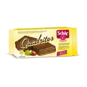 Quadritos Barquillos Sin Gluten 20g 2 Uds de Schar