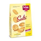 SALTI CRACKERS SANS GLUTEN 175 g - SCHAR
