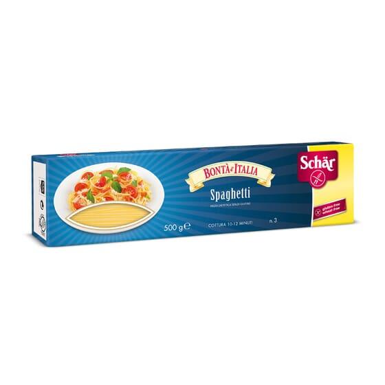 Esparguete Massa Sem Glúten 500g da Schar