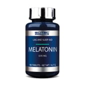Melatonin 90 Tabs de Scitec Essentials