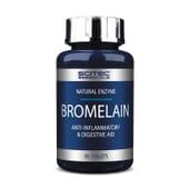 Bromelain 500mg 90 Tabs de Scitec Essentials