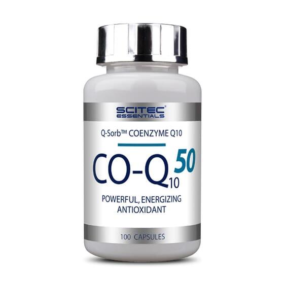 Coenzyma Q10 50 100 Caps de Scitec Essentials