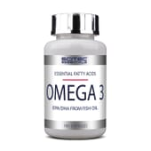 OMEGA 3 - 100 Caps - SCITEC ESSENTIALS