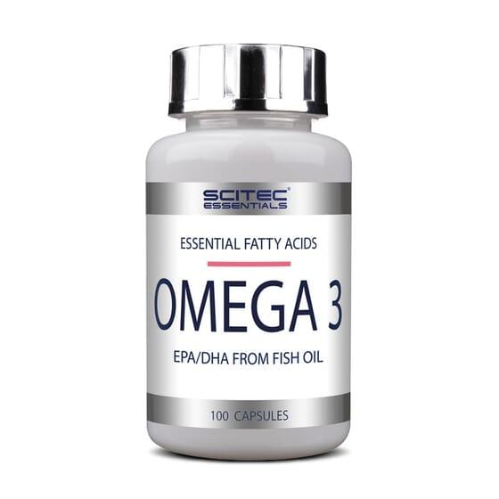Omega 3 100 Caps de Scitec Essentials