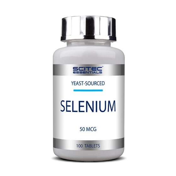 Selenium 50Mcg 100 Tabs da Scitec Essentials