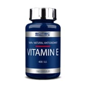 Vitamin E 100 Caps da Scitec Essentials
