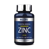 Zinc 25Mg 100 Tabs da Scitec Essentials