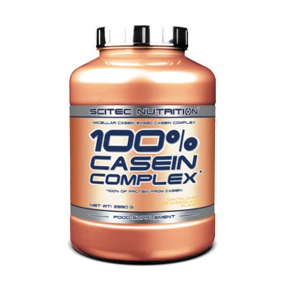100% Casein Complex 2350g de Scitec