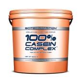 100% Casein Complex 5 Kg da Scitec