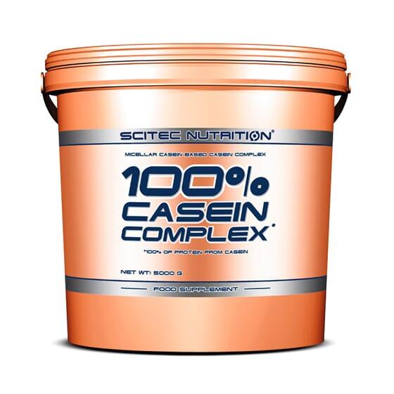 100% Casein Complex 5kg de Scitec