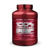 100% Hydrolyzed Beef Isolate Peptides 900g de Scitec