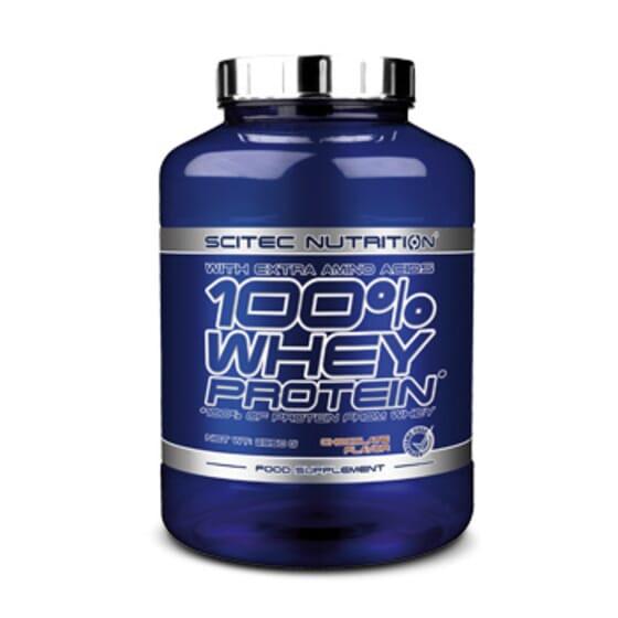 100% Whey Protein 2,35 Kg da Scitec
