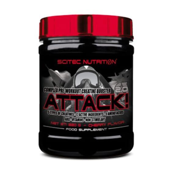 ATTACK! 2.0 - SCITEC NUTRITION