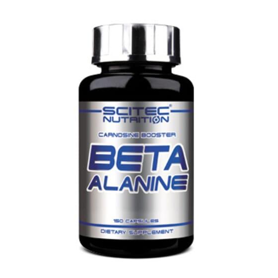 Beta Alanine 150 Caps de Scitec