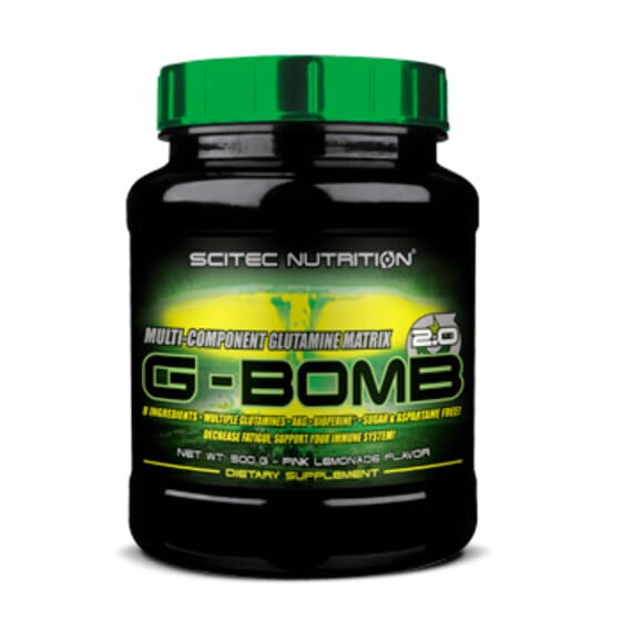G-Bomb 2.0 - 500g da Scitec