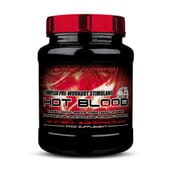 HOT BLOOD 3.0 820g de Scitec