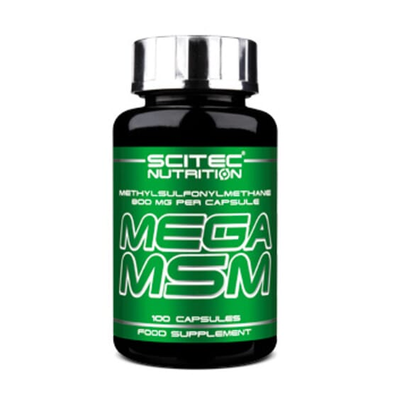 Mega Msm 100 Caps da Scitec